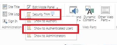 Security Trim