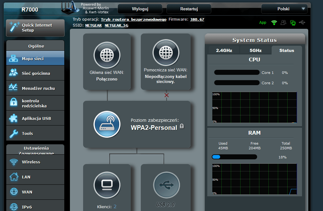 Damaged wan port - save your router - Not only IT